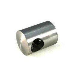 Flat Back Crossbar Holder for Ø10 pipe/ Slim size