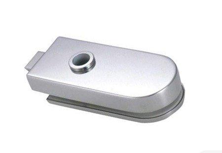Glass Door Double-Action Lock  prepared for Handle