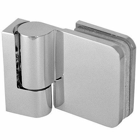 90/135 Glass Shower Lifting Hinge   (hidden screws)