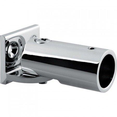 Ajustable Round Ø 19 mm Connector for Stabilizer (wall-raililg) / Polish