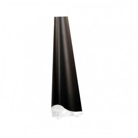 Aluminium Doorstep Seal / Matte Black