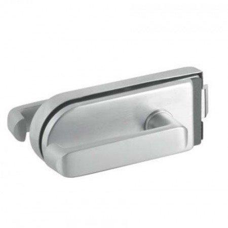 Glass Door Lock with Handle
