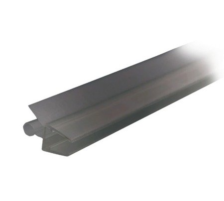 Glass Shower Black Seal (Floor-to-Glass) -6,8 mm