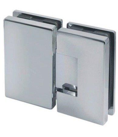 Glass Shower  Hinge CD180-B  (hidden screws)