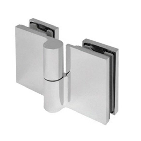 Lifting Hinge Right (Glass to Gass 180°)