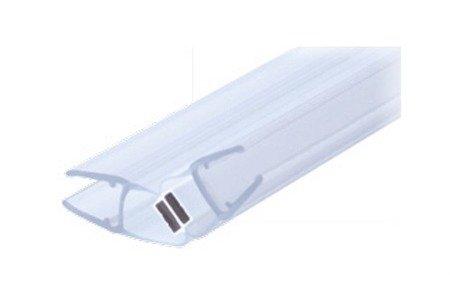 Shower Glass Door Magnetic  Seal  135° - 6,8 mm