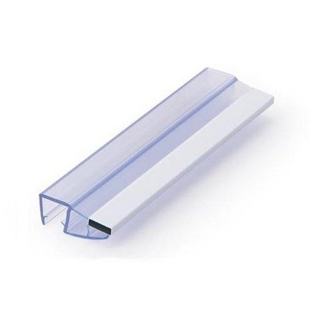 Shower Glass Door Magnetic Seal  (Glass-to-Glass 90° ) - 8 mm